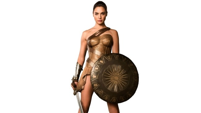 Backdrop Movie Wonder Woman 2017