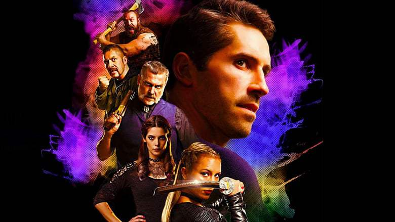 Download and Watch Movie Accident Man (2018)