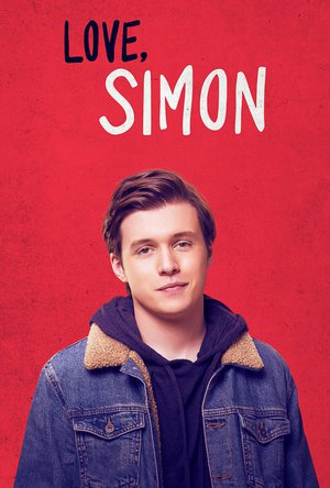 Poster Movie Love, Simon 2018