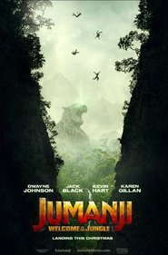 Streaming Movie Jumanji: Welcome to the Jungle (2017) Online