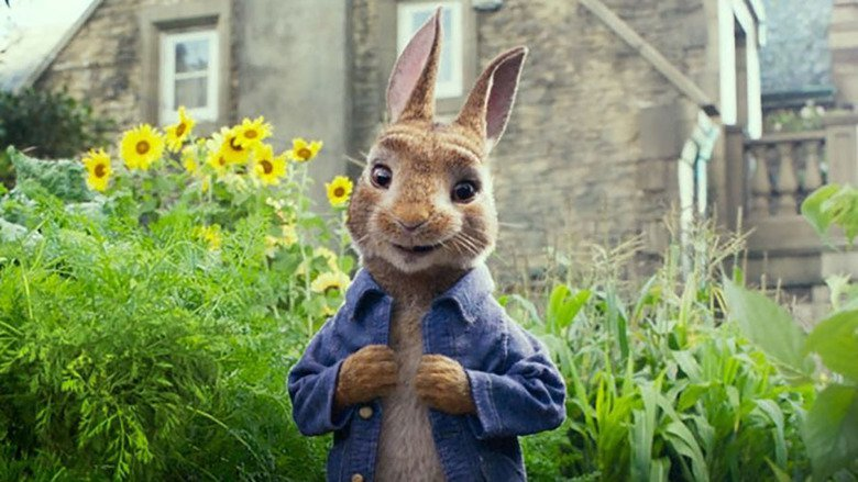 Backdrop Movie Peter Rabbit 2018