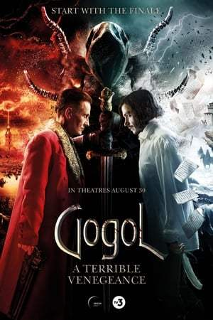 Poster Movie Gogol. A Terrible Vengeance 2018