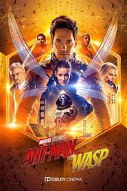 Streaming Full Movie Ant-Man and the Wasp (2018)