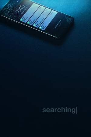 Poster Movie Searching 2018