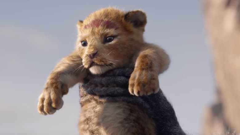 Backdrop Movie The Lion King 2019