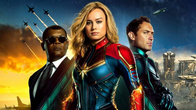 Download Full Movie Captain Marvel (2019)