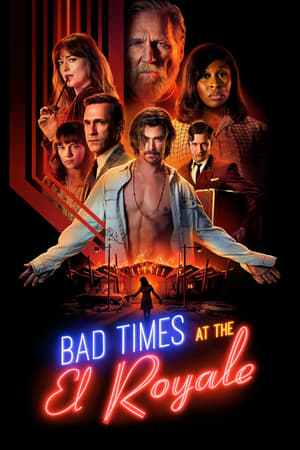 Poster Movie Bad Times at the El Royale 2018