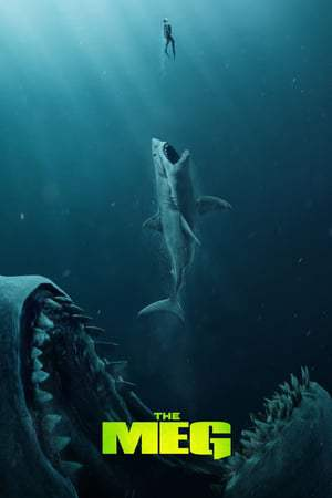 Poster Movie The Meg 2018